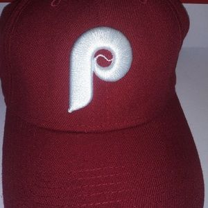 Philadelphia fitted hat